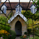 Rose Arch for client in Sherborne, Dorset